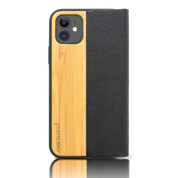 Book Cover PURE Avenwood Bambus (Apple iPhone 11)