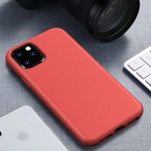 Back Case biologisch abbaubar red (Apple iPhone 12 Mini)