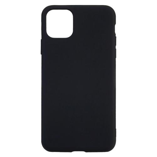 Back Cover black (Apple iPhone XS Max)