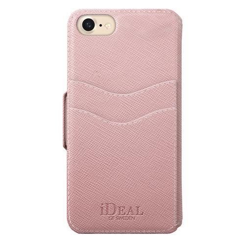 Book Cover iDeal of Sweden fashion wallet pink (Apple iPhone X/XS)