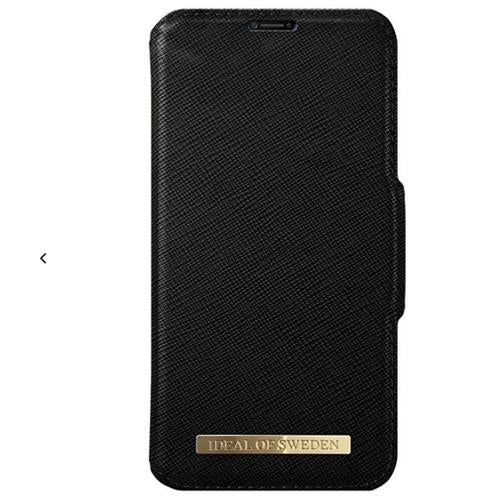 Book Cover iDeal of Sweden fashion wallet black (Apple iPhone XS Max)