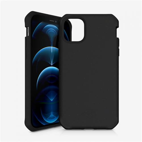Back Cover FERONIA TERRA black (Apple iPhone 12 Pro Max)