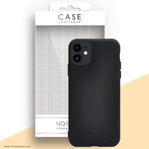 Soft Cover black (Apple iPhone 12 Mini)