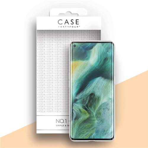 Back Cover transparent (Oppo Find X2 Neo)