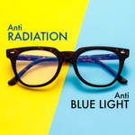Adults Blue Light Blocking Computer Reading Gaming Glasses For Man
