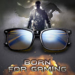 SIERRA - Adults Professional Gaming Glasses Blue Light Blocking Glasses - Ink