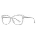 Hope - Fashion Blue Light Blocking Computer Reading Gaming Glasses - Transparent