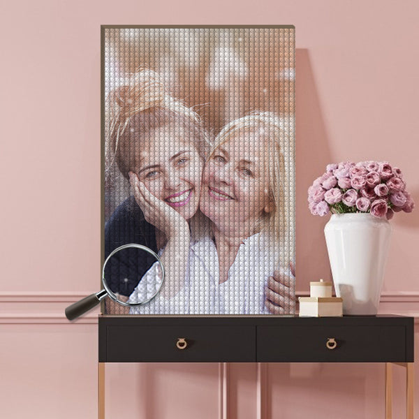 5D Diy Custom Photo Diamond Painting Mother's Day Best Gift for Her