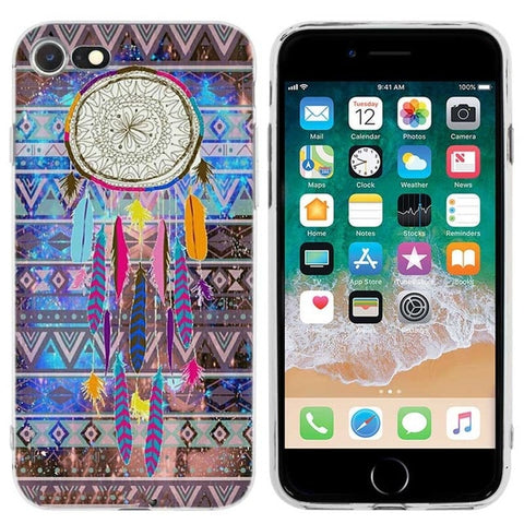 Coque iPhone Attrape Rêve Tribal