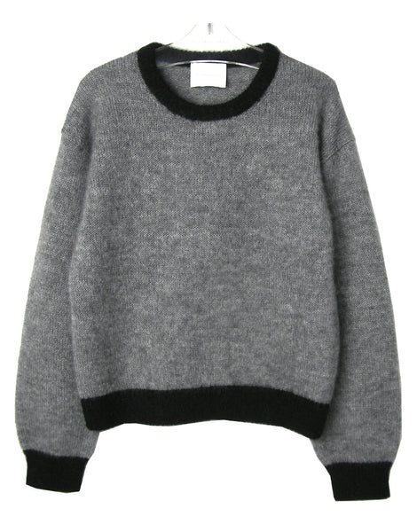 KID MOHAIR MIX SWEATER
