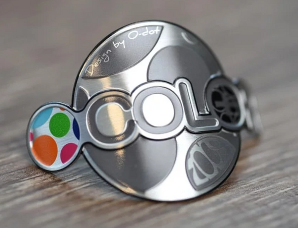ColorPlus Metal Badge