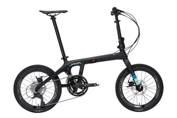 "20"" JAVA ARIA Carbon Folding Bike"