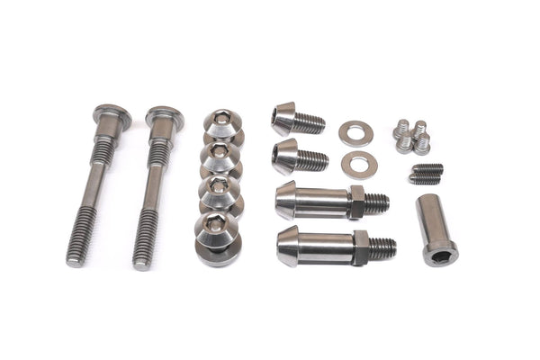Ti Parts 2018 Brake Caliper Titanium Bolt set