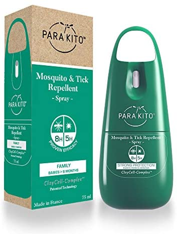 Para'Kito Mosquito & Tick Repellent Spray