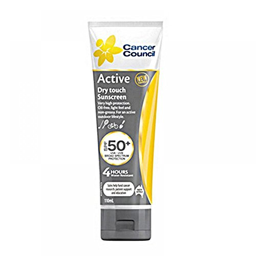 Cancer Council Australia Active Dry Touch Sunscreen -110ML