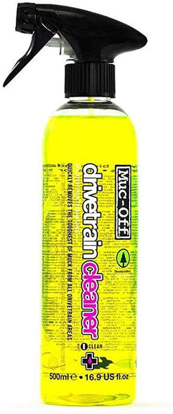 MucOff Drivetrain Cleaner with