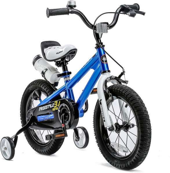 Royalbaby BMX Freestyle Pedal Brake Kids Bike for Boys and Girls 12 14 16 18 inch