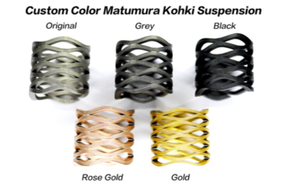 Matsumura Kohki Custom Suspension for Brompton