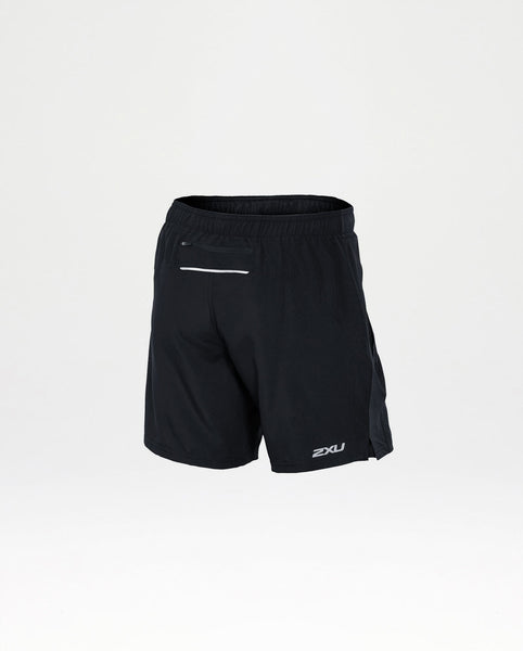 "2XU Pace 7"" 2In1 Short"
