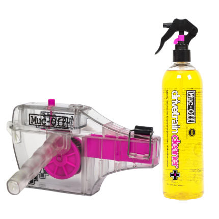 MucOff X-3 Chain Cleaning Devic