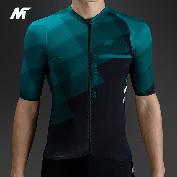 MYSENLAN Geometry Jersey -Men