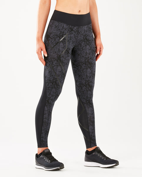 2XU PTN Mid-Rise Comp Tights