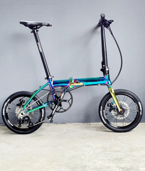 Dagger 16 Disc Folding Bike 3S