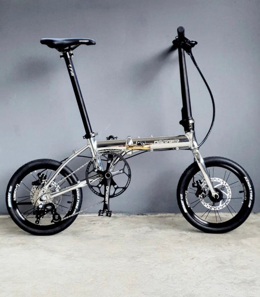 Dagger 16 Disc Folding Bike 9S