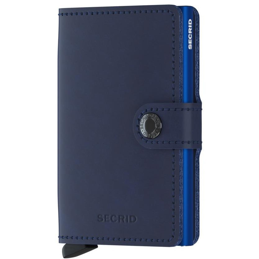 Secrid Miniwallet Original, Navy