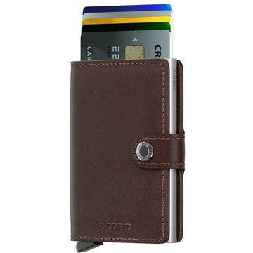Secrid Miniwallet, Original Brown