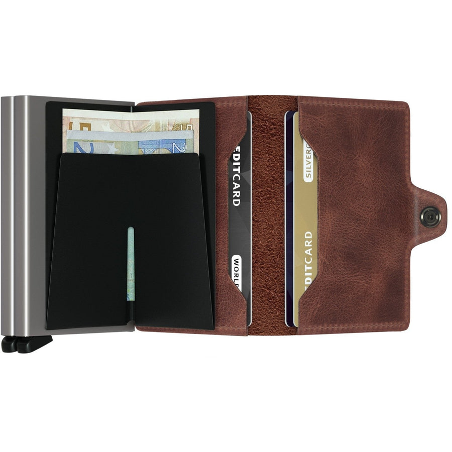 Secrid Twinwallet, Vintage Brown