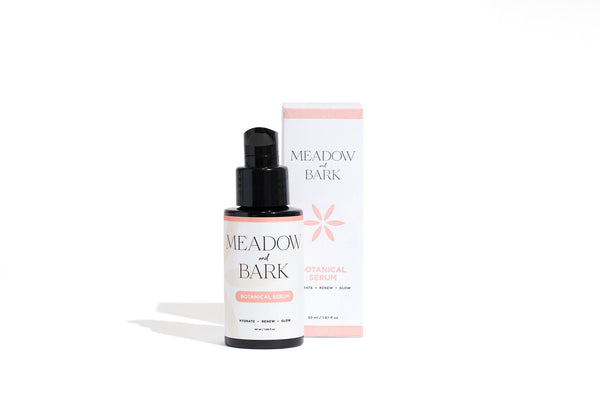Botanical Serum with Antioxidants