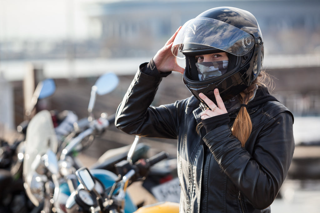 GOING MODULAR: The Top Three Flip Up Motorcycle Helmets