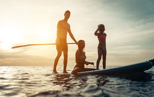 WALK ON WATER: Paddleboarding is Here to Stay!