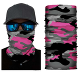American Adventure Camo Pack - 3 Masks + 1 Free!