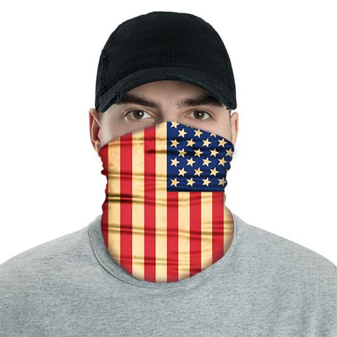 American Adventure Mask - Full Color USA