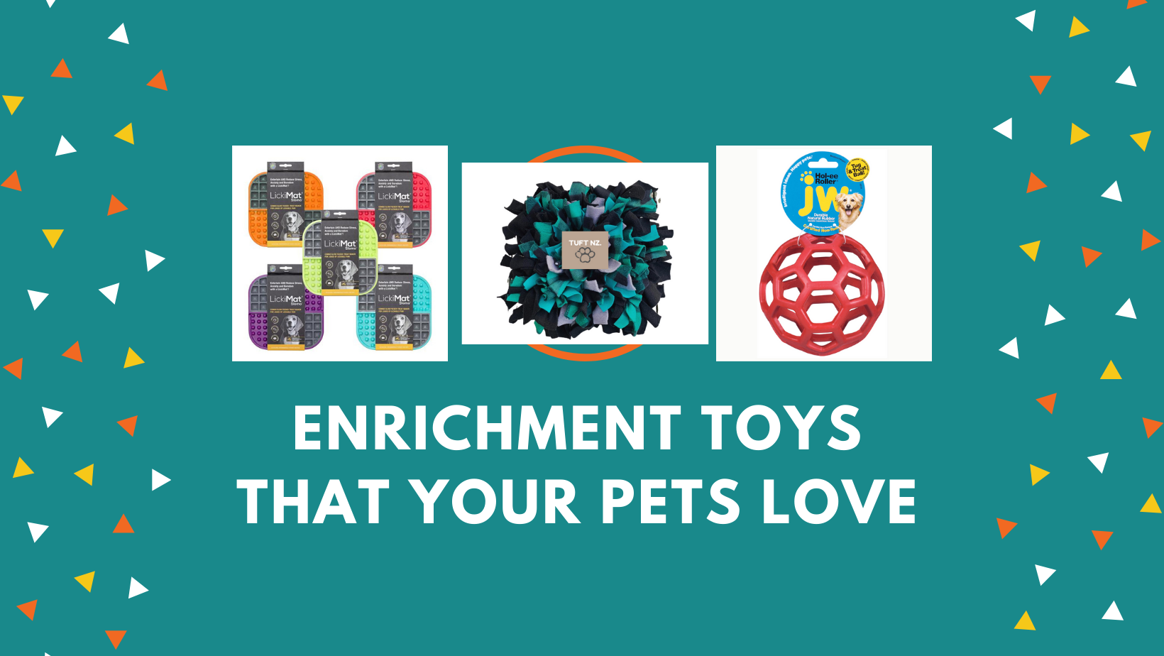 What Are Enrichment Toys?