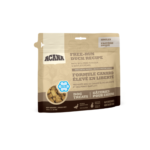Acana Treats Acana Dog Treat Free Run Duck 35g