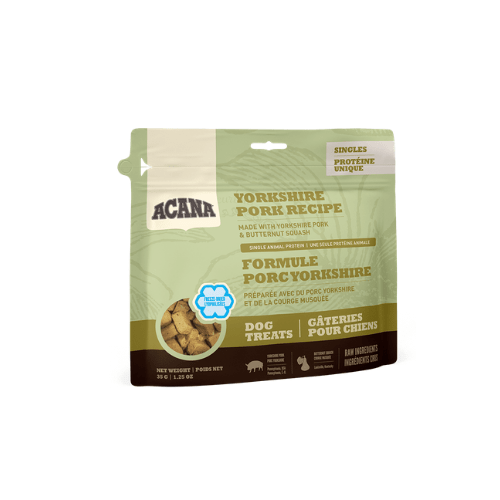 Acana Treats Acana Dog Treat Yorkshire Pork 35g