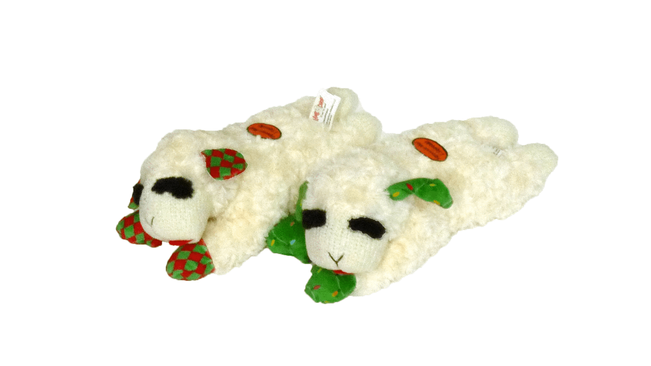 Not specified Toys Xmas Lamb Chop with Print  25cm