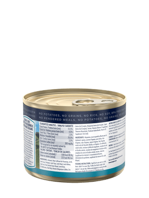 Ziwi Peak Canned Food Ziwi Peak Cat Tin 185g Mackeral & Lamb