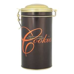 Cookie Canister Tin