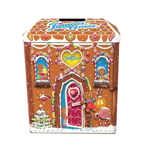 Money Box Gingerbread House