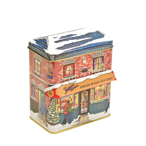 Small Canopy Snow House Tin