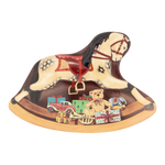 Load image into Gallery viewer, Rocking Horse Gift Tin