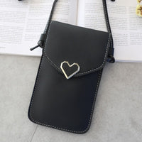 Trendy Touch Screen Phone Shoulder Bag - Creative Dreamscape