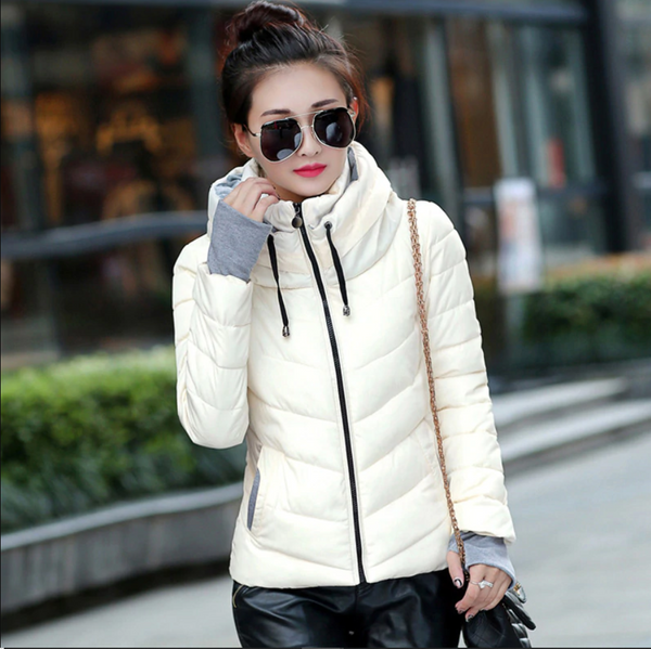Stylish Form Fitting Winter Coat - Creative Dreamscape
