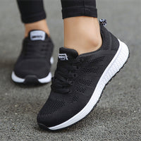 Women Shoes Super Light Sneakers For Women Vulcanize Shoes Sport Basket Femme Walking White Sneakers Women Casual Tenis Feminino - Creative Dreamscape