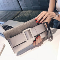Envelope Bag Women Evening Bags Clutches For Women Luxury Handbags Ladies Party Purse Crossbody Bags Fashion Leather Clutch Bag - Creative Dreamscape