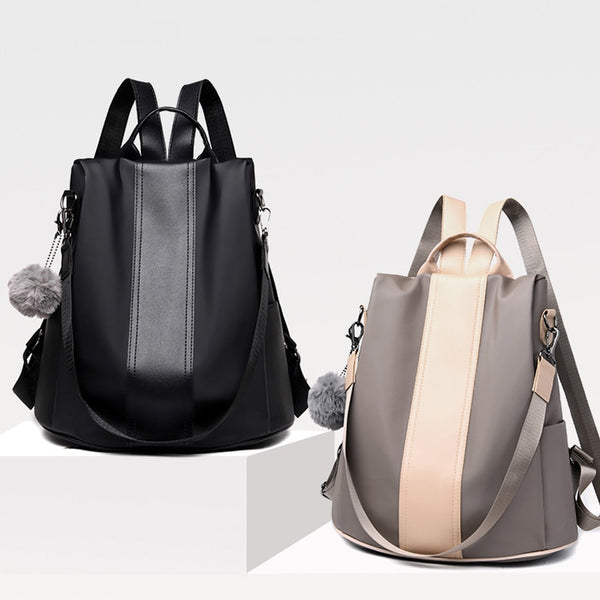 New Fashion Waterproof Casual Women Backpack Purse Anti-theft Rucksack Mochila Feminina School Shoulder Bag for Teenagers Girls - Creative Dreamscape
